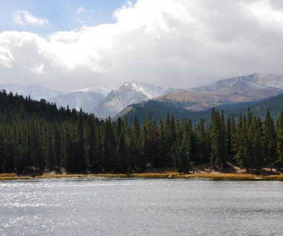 Echo Lake, Near Mt. Evans & Idaho Springs Colorado