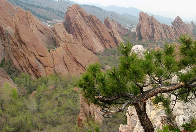 Hikes in Roxborough State Park