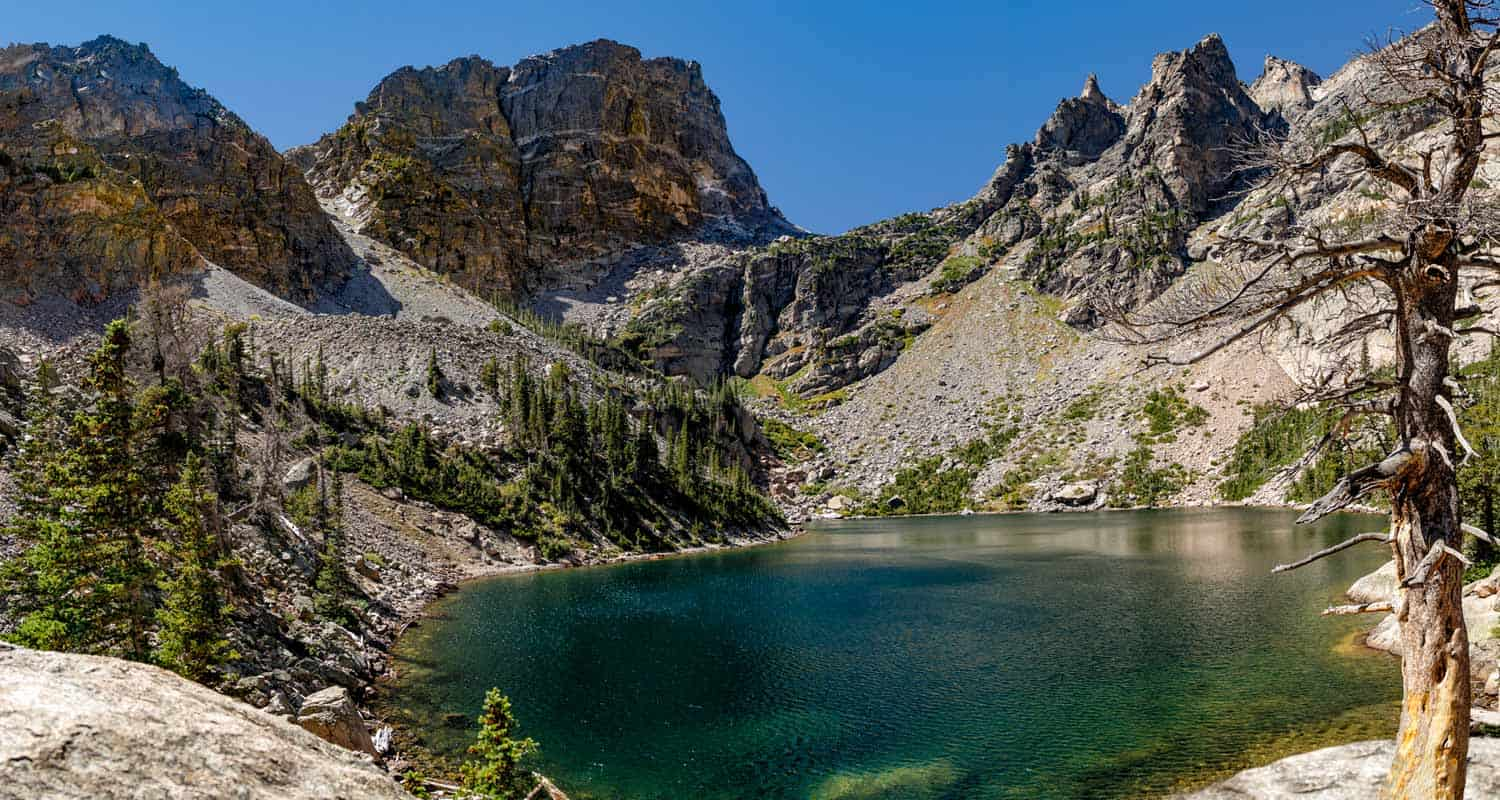 Emerald Lake Hike in Rocky Mountain National Park