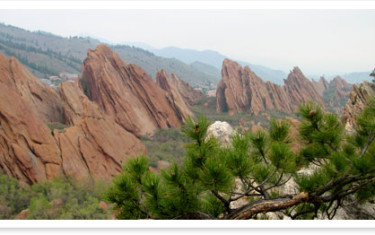 Roxborough State Park - Fountain Valley Trail