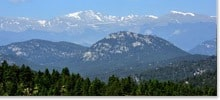 Hikes 30 minutes from Denver Colorado