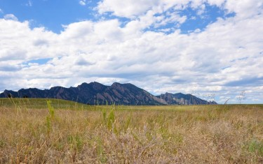 Flatirons Vista Loop Trail