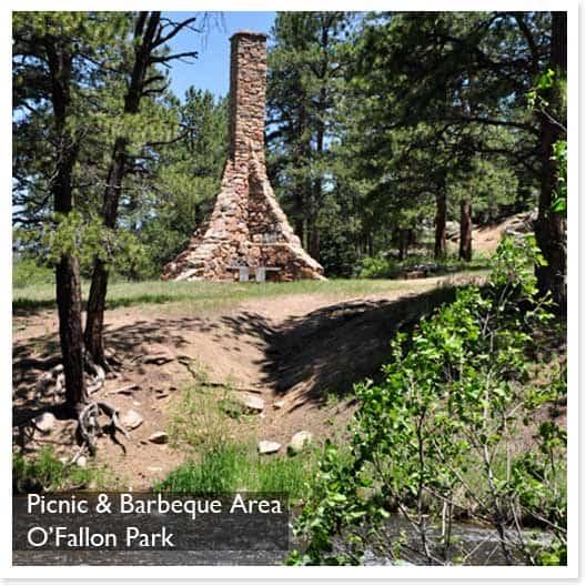 ofallon park picnic area