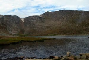 mt evans summit lake