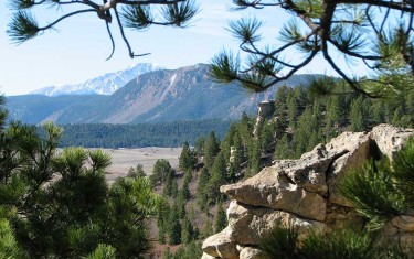 spruce mountain hikes near larkspur header