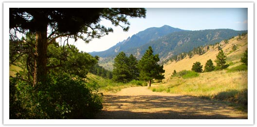 Mt. Sanitas Valley Hike Near Boulder