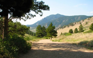 Mt. Sanitas Hike Near Boulder