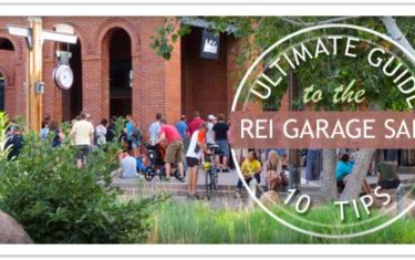Ultimate Guide to the REI Garage Sale Denver