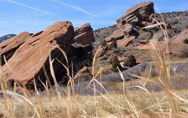 red rocks trail at red rocks park header