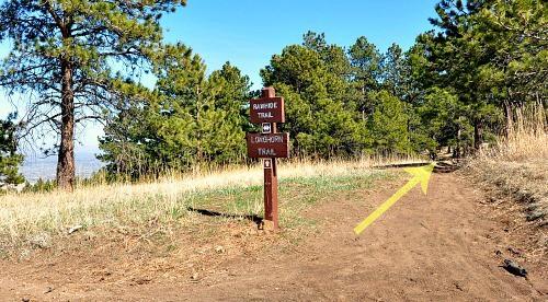 White Ranch Loop Longhorn Trail