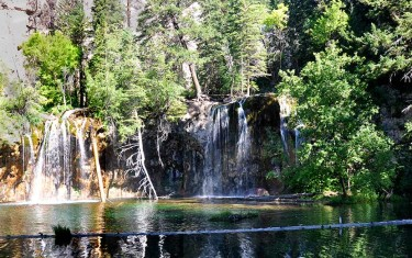 Guide for Hiking Hanging Lake in Colorado