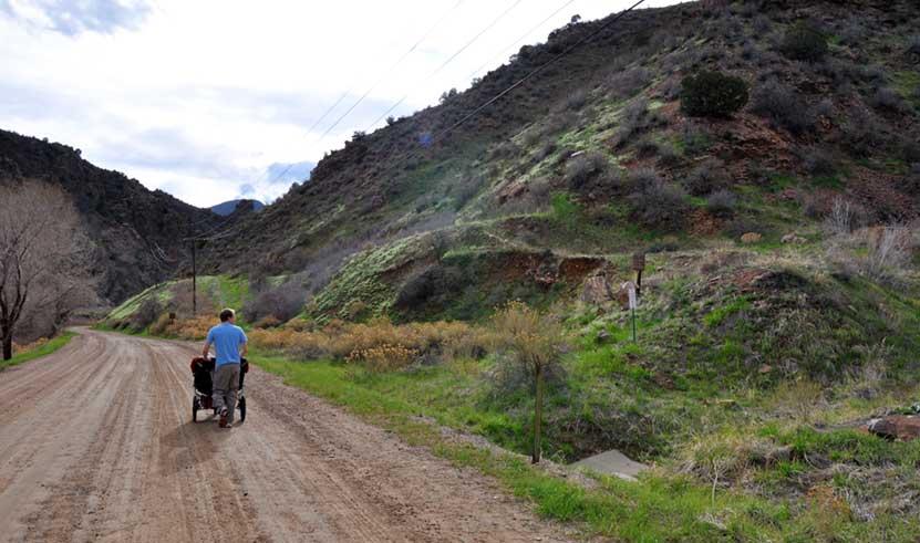 waterton-canyon-stroller