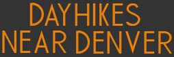 Day Hikes Near Denver