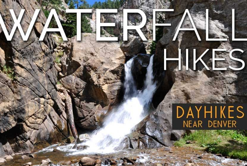 WATERFALL HIKES NEAR DENVER