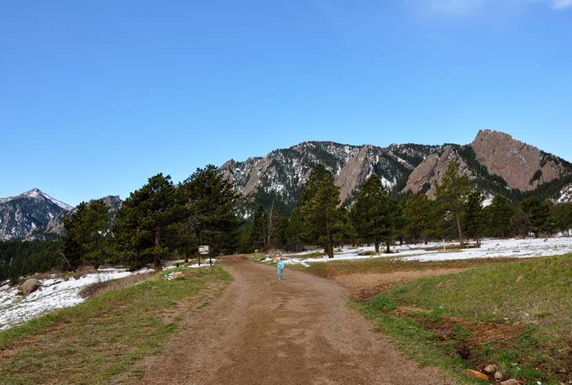 Wondrous Enchanted Mesa Trail Near Boulder Colorado Complete Home Design Collection Barbaintelli Responsecom