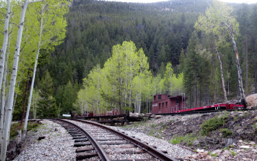 Georgetown Railroad Hike & Train Ride