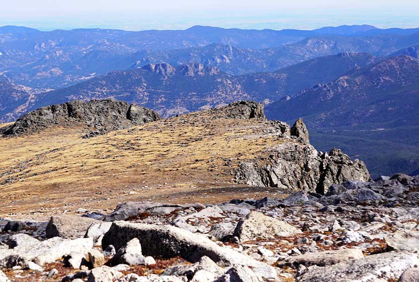 Flattop Mountain in Rocky Mountain National Park - Day Hikes Near Denver