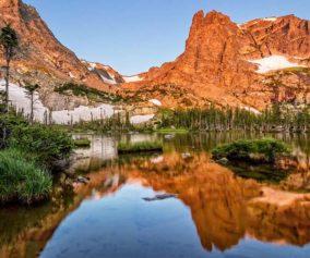 lake helene rocky mountain national park header