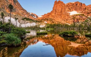 lake helene rocky mountain national park header