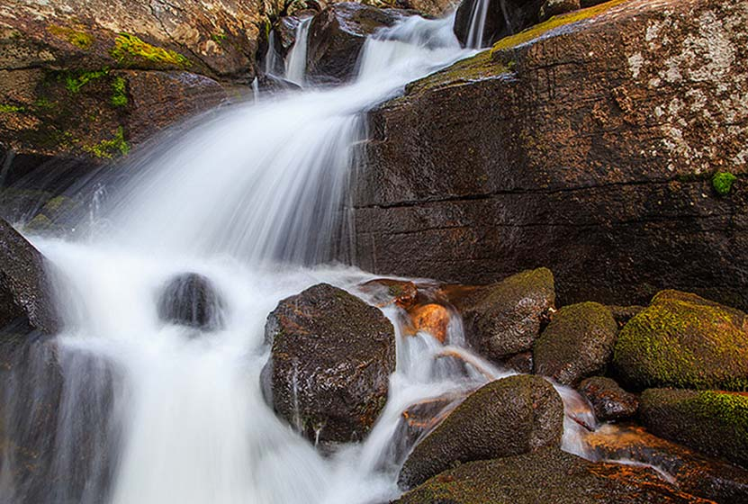 lyric falls rocky mountain national park header