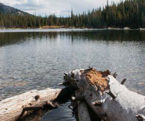 ypsilon lake rocky mountain national park header
