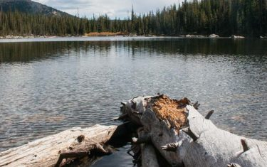 ypsilon lake rocky mountain national park header