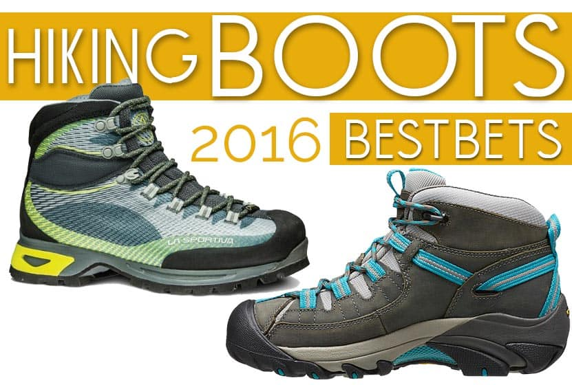 2016 Hiking Boots Review - Day Hikes Near Denver