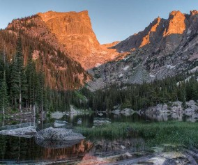 dream lake rocky mountain national park header
