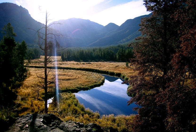 adams-falls-east-inlet-trail-rocky-mountain-national-park