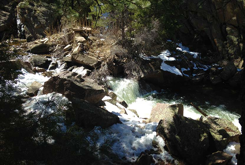 lower-cascade-of-eldorado-falls-walker-ranch