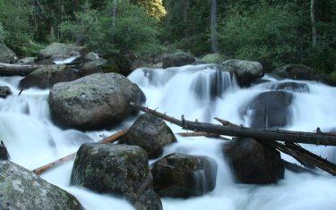 calypso cascades rocky mountain national park header