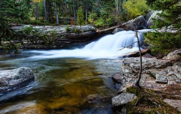 copeland falls rocky mountain national park header