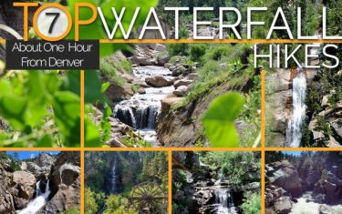 7 Waterfall Hikes About 1 Hour of Denver