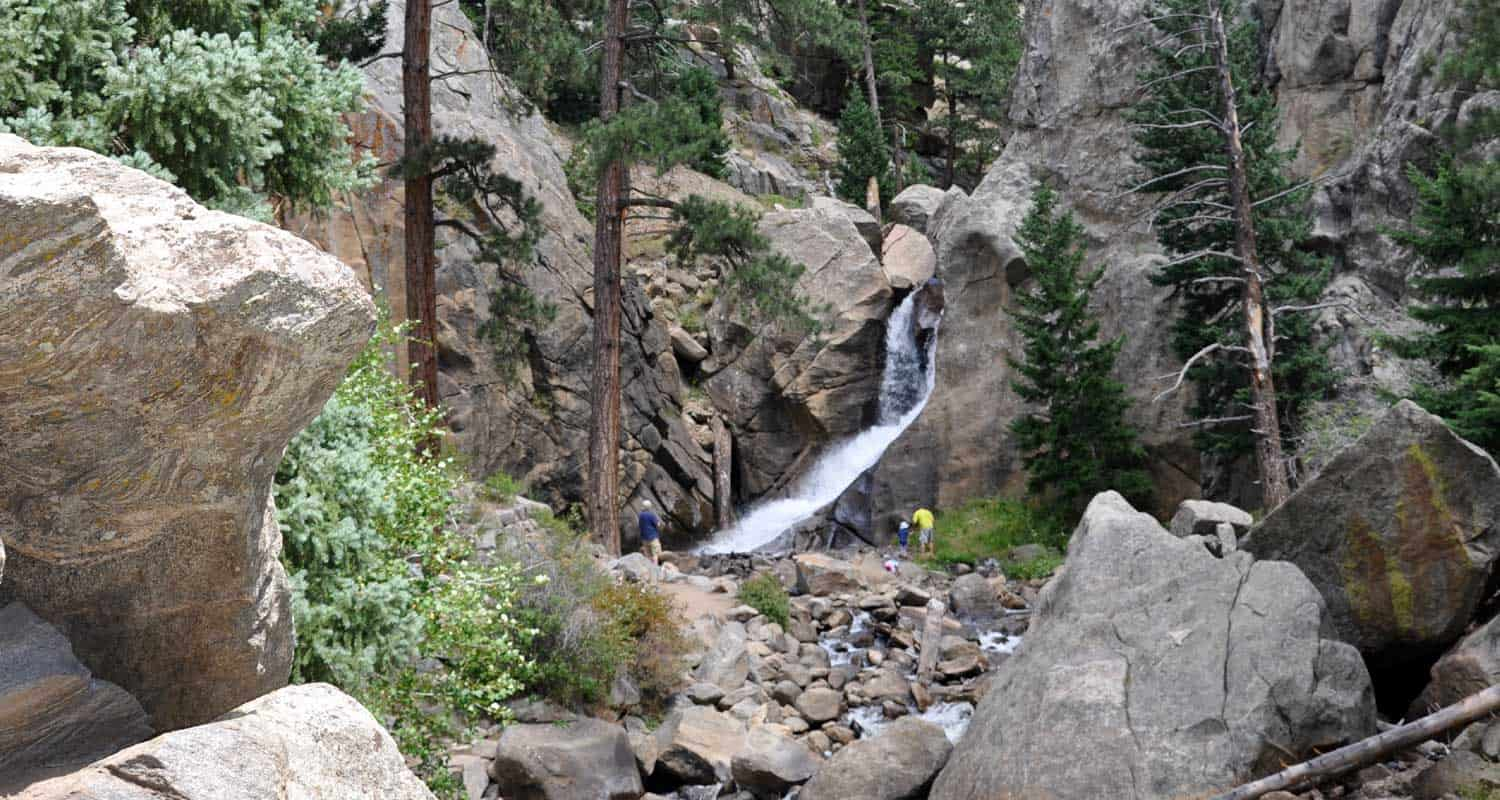 7 Waterfall Hikes About 1 Hour Of Denver Day Hikes Near Denver
