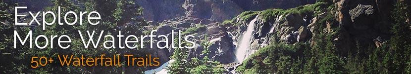 explore more colorado waterfalls