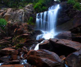 falcon falls rocky mountain national park header