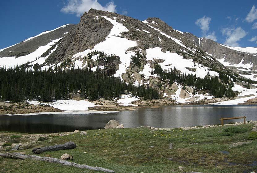 lawn lake rocky mountain national park header