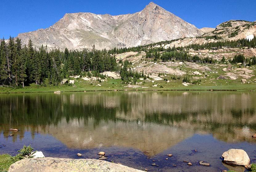 lion lake 1 rocky mountain national park mount alice