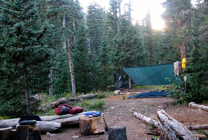 happily-lost-campsite-rocky-mountain-national-park