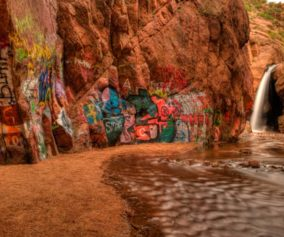 rainbow falls colorado springs header