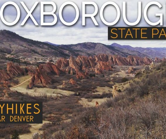 Waterfall Hikes Near Denver Colorado: Explore The Hiking Trails Of Colorado's State Parks