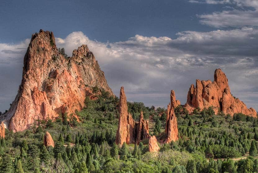 garden of the gods colorado springs header
