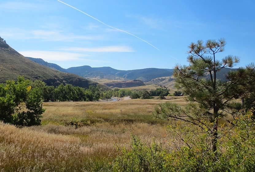 hall ranch near boulder header
