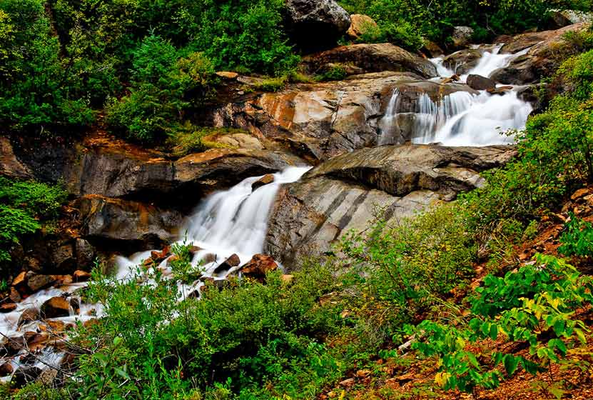 undine falls near colorado springs header