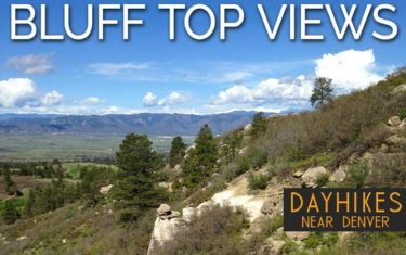 hikes by beauty bluff top views