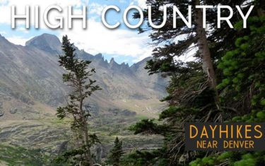 hikes by beauty high country