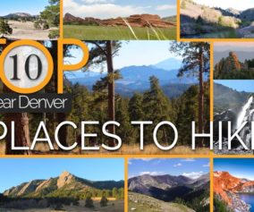 10 to hikes near denver