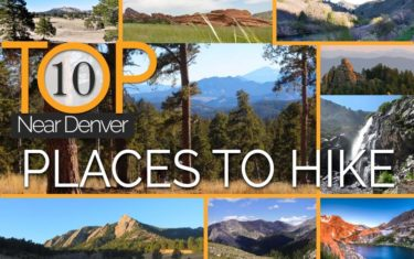 10 to hikes near denver