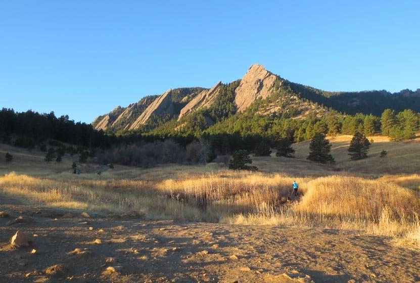 Chautauqua Park in Boulder