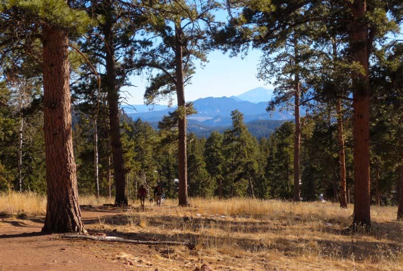 Staunton State Park Trails